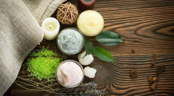 Herbal remedies for skin care