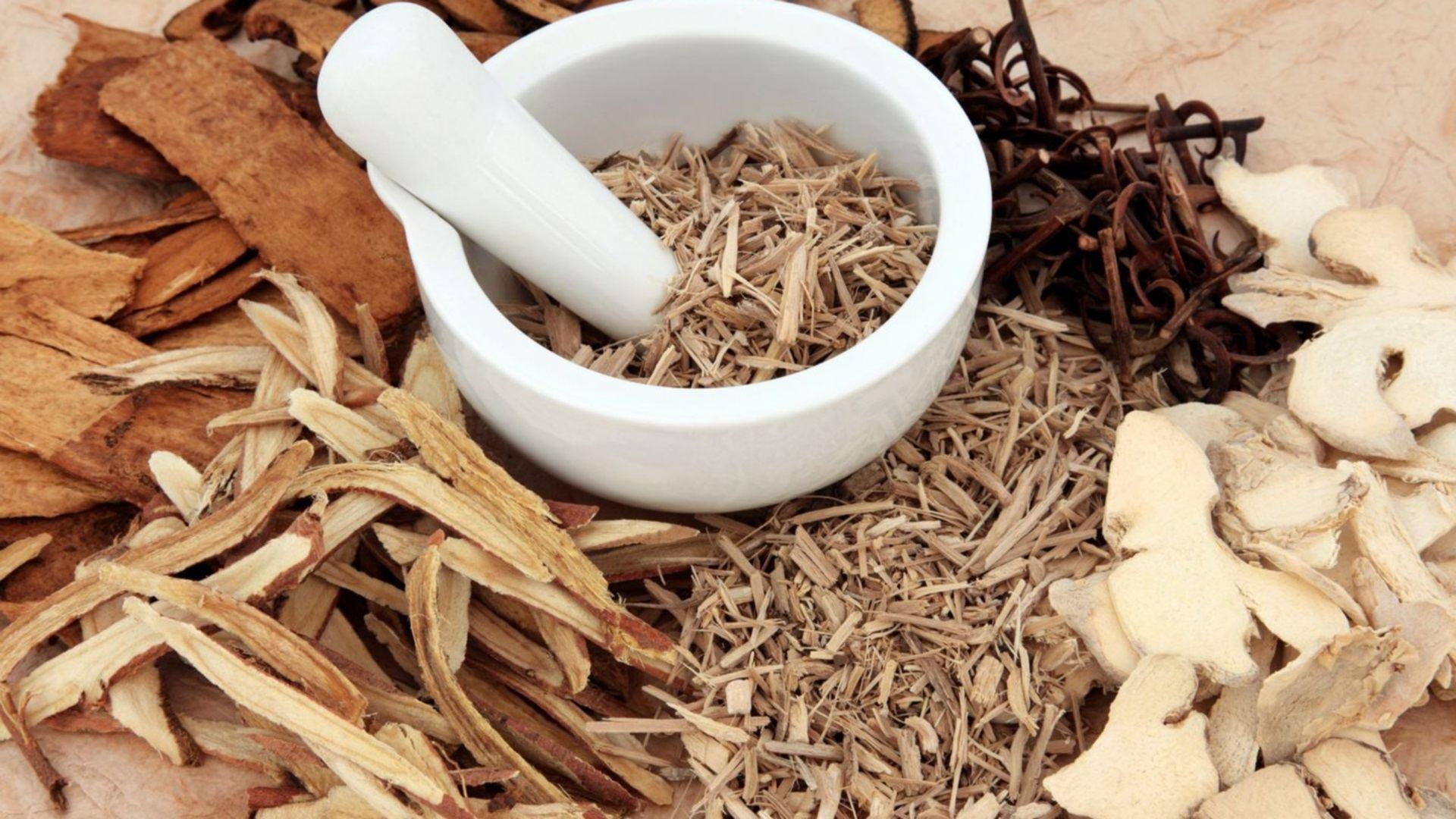 Chinese herbal medicine against the flu virus