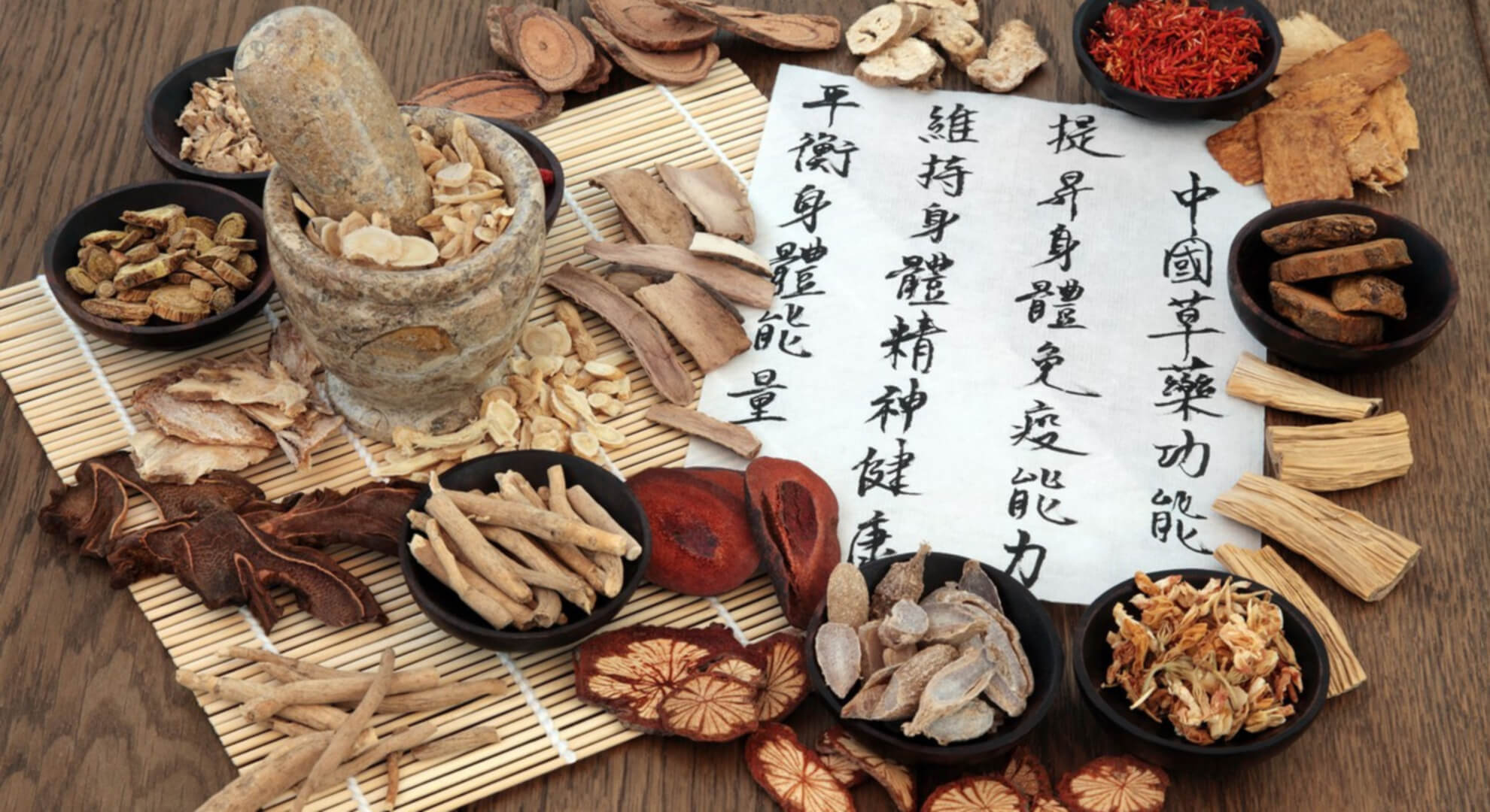 Eastern herbal therapy