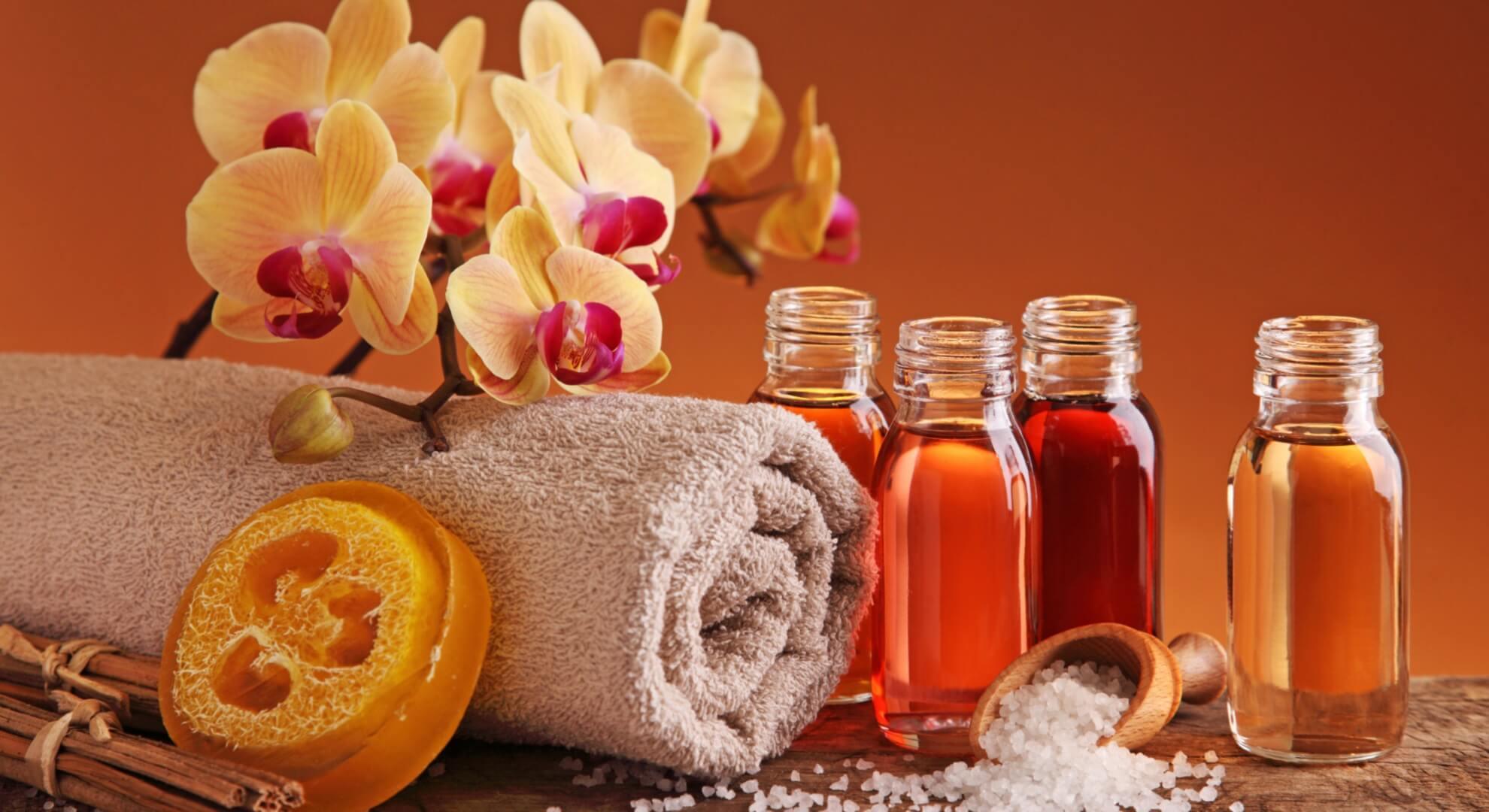 Hair care oils