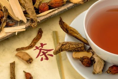 Body cleansing in Chinese traditional medicine