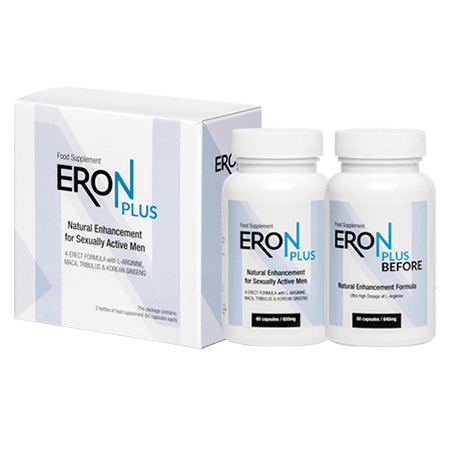 Eron Plus – stronger erections, longer sex